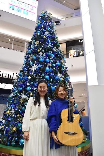 一足先にクリスマス気分🌟岡山にて公開録音とツリー点灯式でした🎄