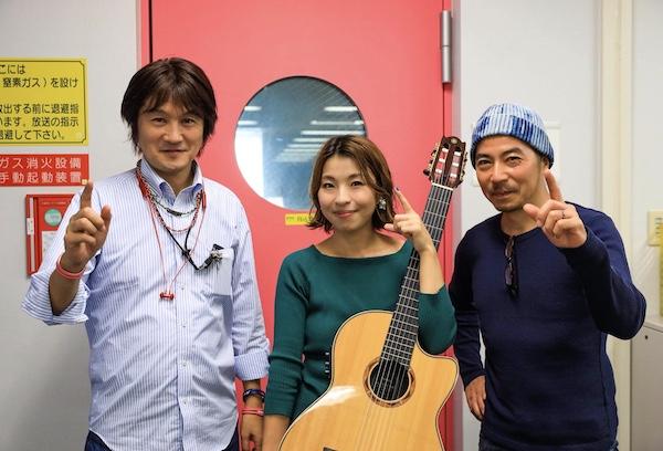 明日の朝、FM岡山『 Fresh Morning OKAYAMA』に出演します!